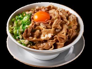 肉汁麺 レベル3