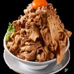 肉汁麺 レベルMAX