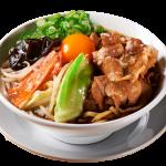 野菜肉汁麺